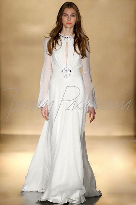Изображение hippie_wedding_gown1 (400x600, 35Kb)Свадбное платье в стиле ХИППИ из коллекции хиппи стиль в одежде на