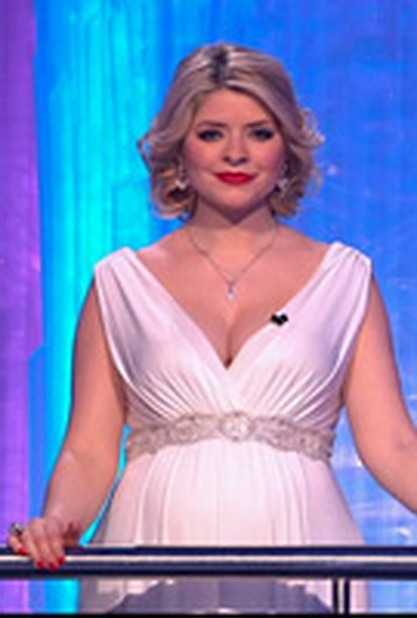 Holly Willoughby Maternity Dresses