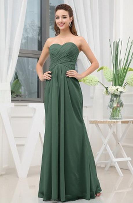 Bridesmaid Dresses Hunter Green 25