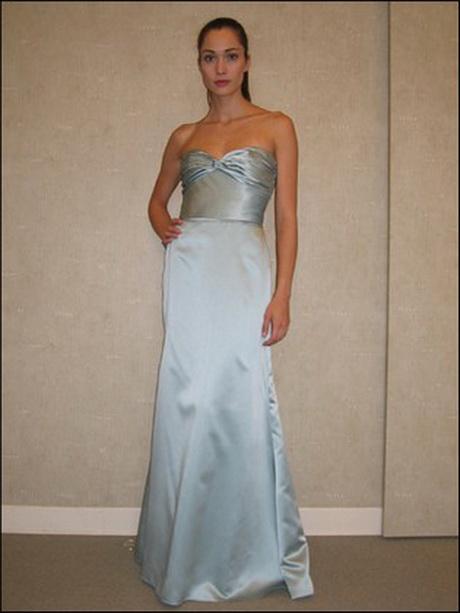 Light Blue Bridesmaid Dresses Ice blue bridesmaid dr...
