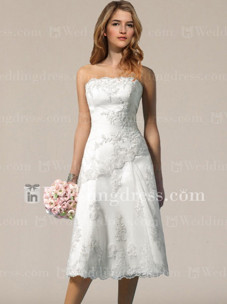 Informal beach wedding dresses for Wedding dresses casual beach