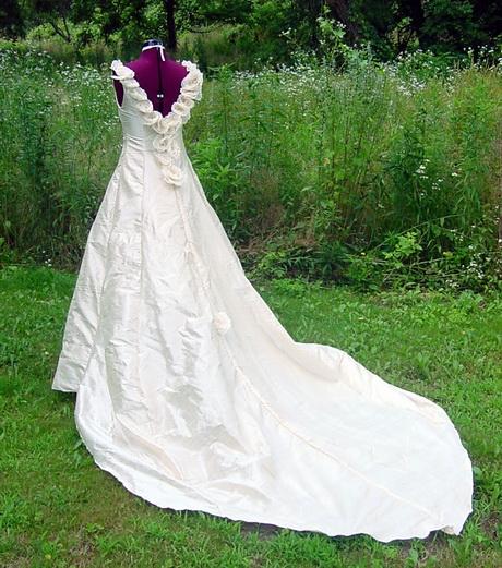Irish wedding dresses for Medieval style wedding dress