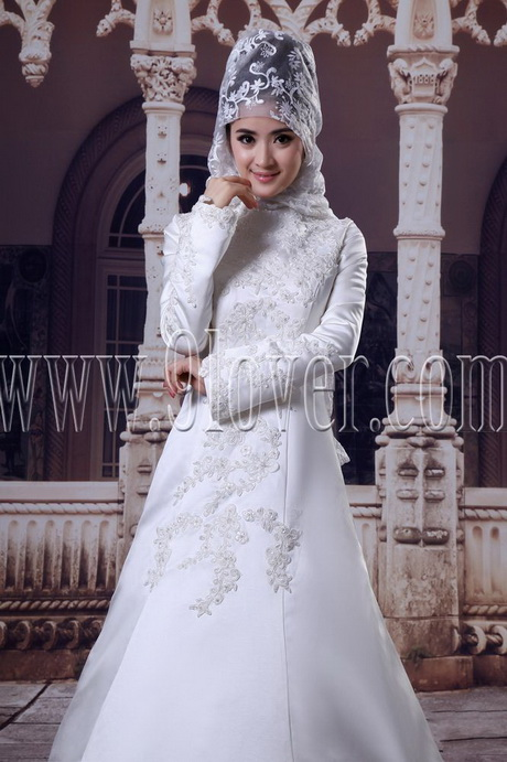 Islamic wedding dresses for Cheap muslim wedding dresses