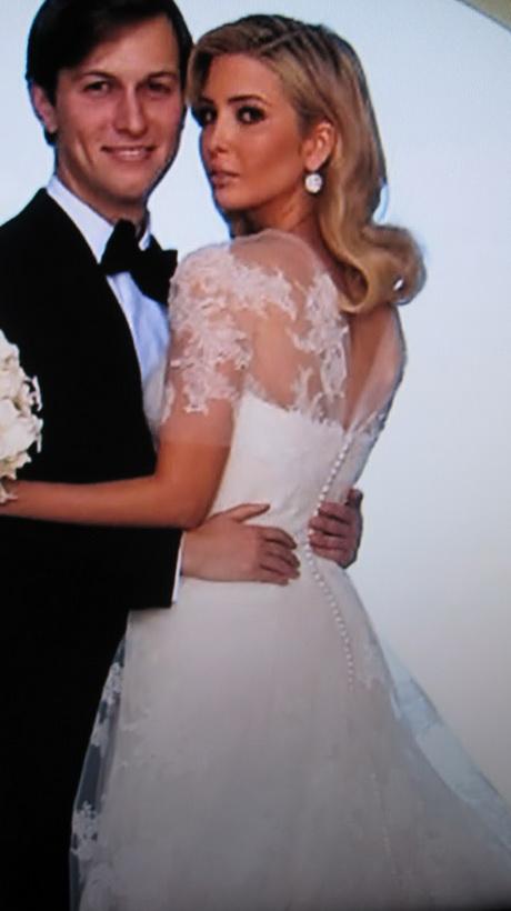 Ivanka Trump Wedding Dresses