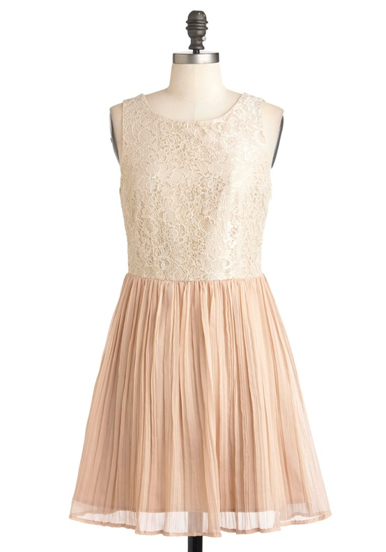 Modcloth - Chiffon Occasion Dress by Jack by BB Dakota
