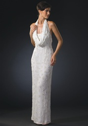 Beaded Bridal Gown (8308)