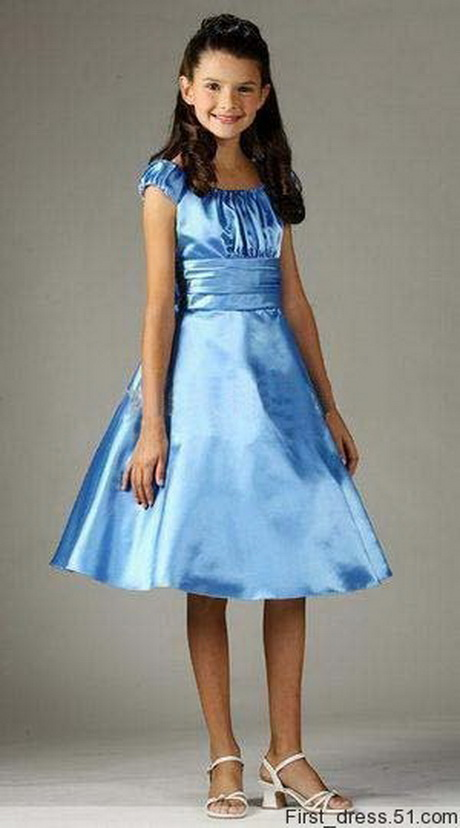 Junior girls party dresses