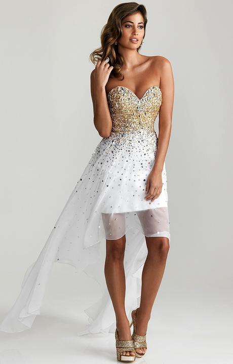 Juniors white dress