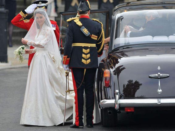 kate middleton wedding dress westminster