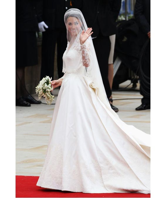 kate royal wedding dress