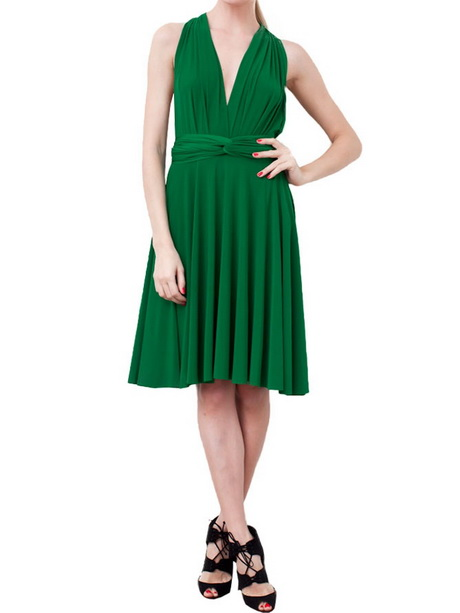 Kelly Green Cocktail Dresses