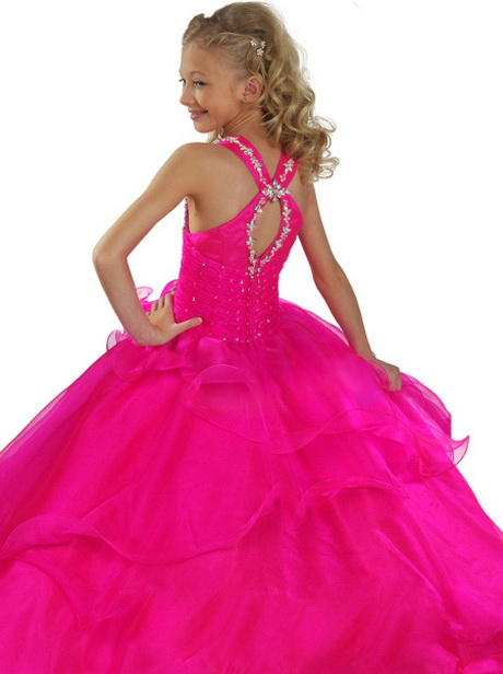 Kids Ball Gown Dresses