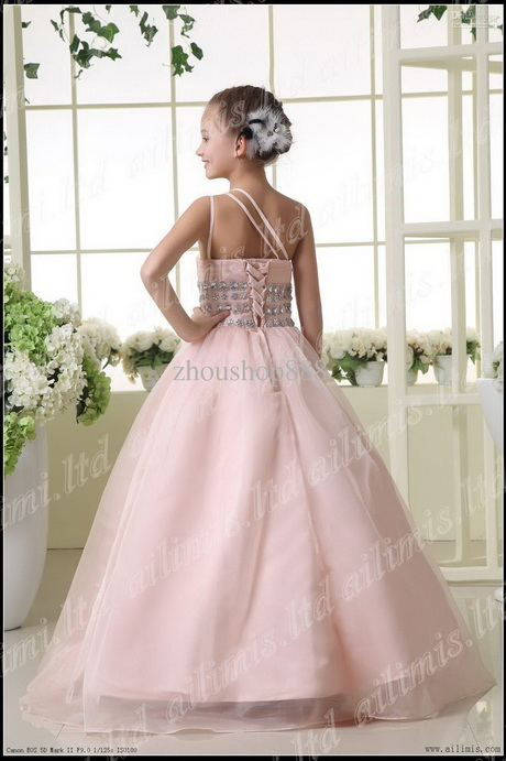 Bridesmaid Dresses For Kids High Cut Wedding Dresses