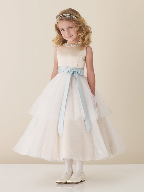 Wedding Dresses For Childrens In : Kids wedding dresses