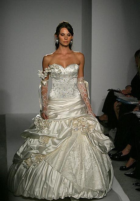 Kleinfeld wedding dresses for Kleinfeld wedding dress designers