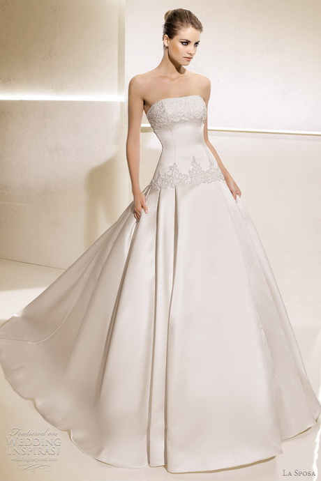 La sposa bridal gowns for La sposa wedding dress price