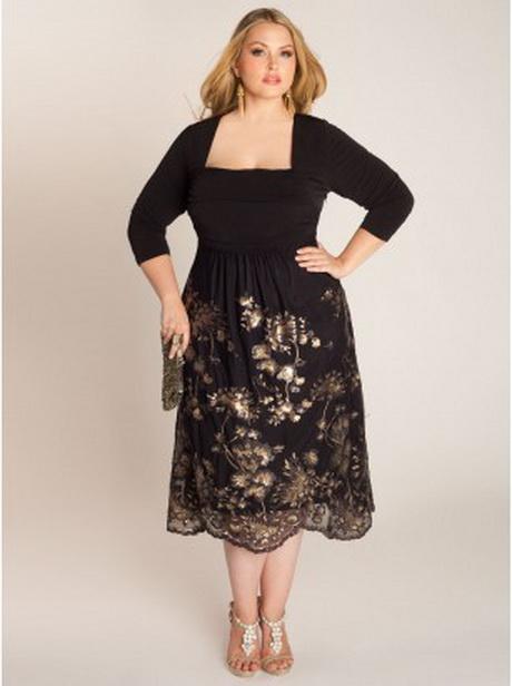 Sheath dress for plus size with narrow belt