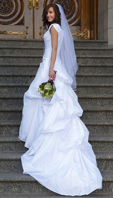 Wedding dresses lds about mormon wedding dresses on for Mormon modest wedding dresses