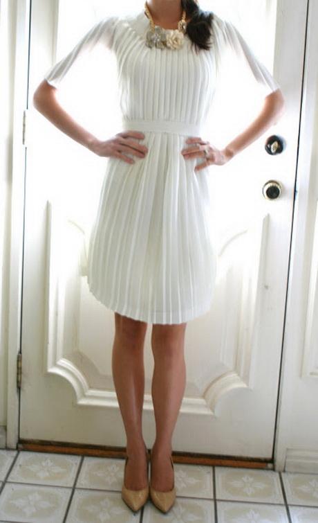 Перешьем юбку в платье