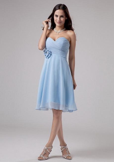 Bridesmaid Dresses Light Blue 61
