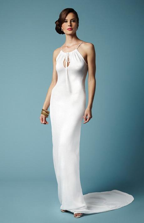 Linen beach wedding dresses for Cloth for wedding dresses