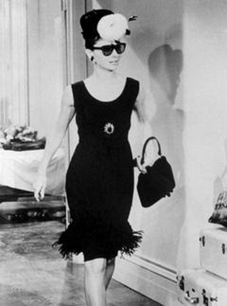Little Black Dress Audrey Hepburn