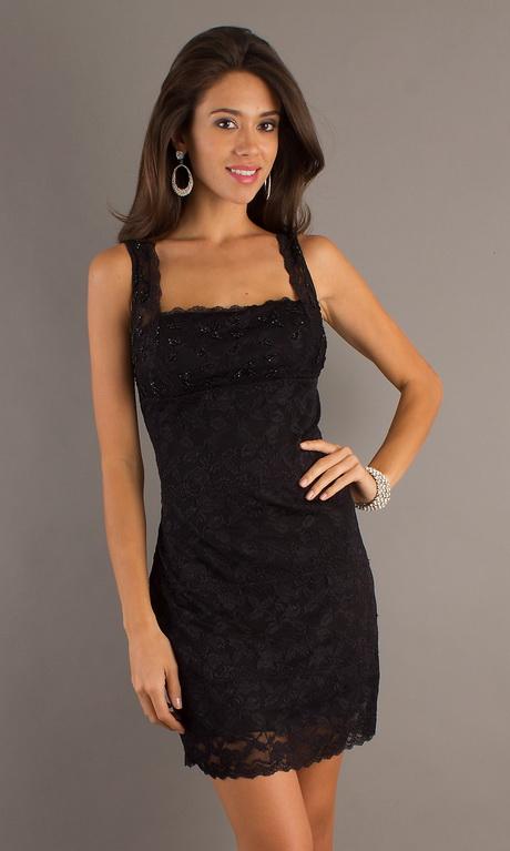 Cute little black dresses for juniors