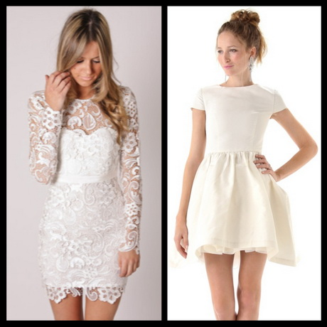 White Cocktail Dresses Nyc 105