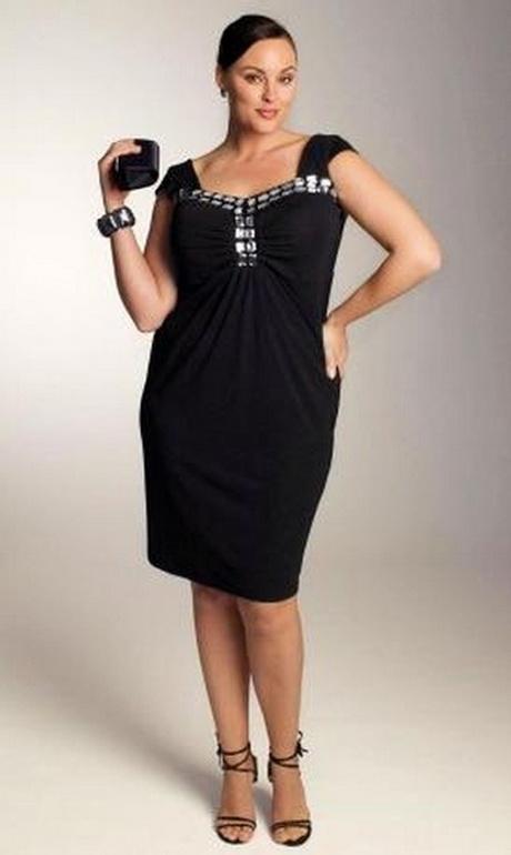 Little Black Dresses Plus Size