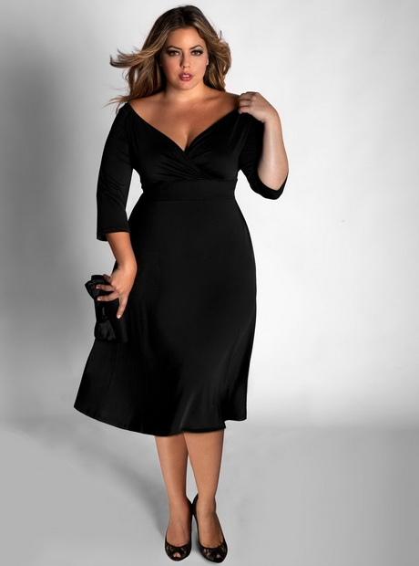 plus size attire Thirties