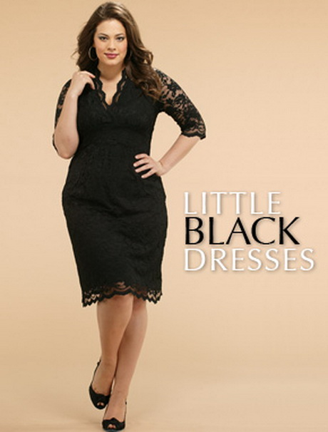 Plus Size Dresses Little Black Dress Homecoming Prom Dresses