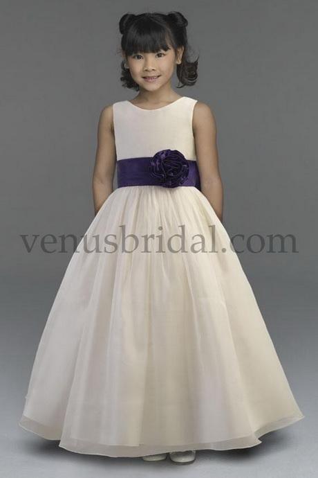Little girls bridesmaid dresses for Wedding dresses for little girl