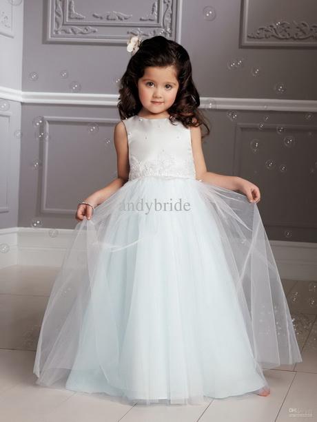 Little girls bridesmaid dresses for Lil girl wedding dresses
