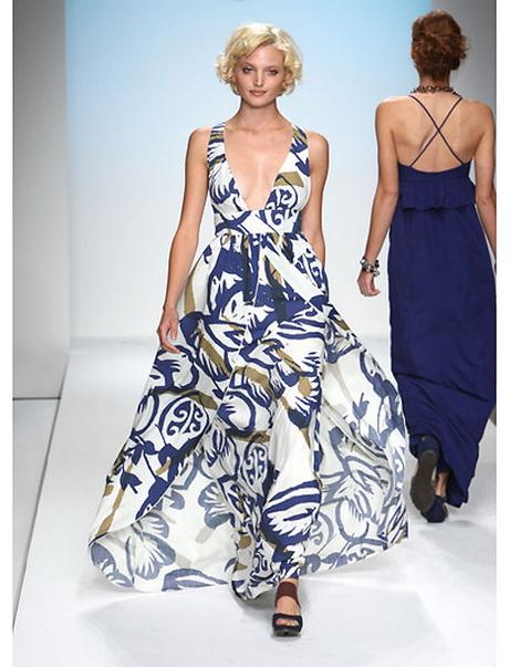 Long Flowy Summer Dresses