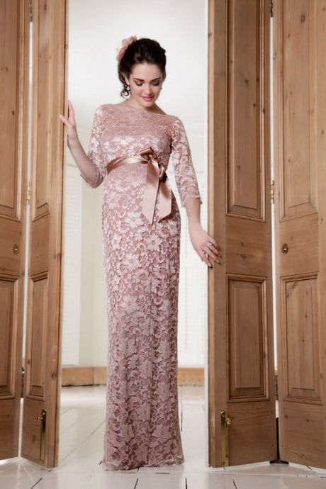 Long Maternity Dresses For Special Occasions