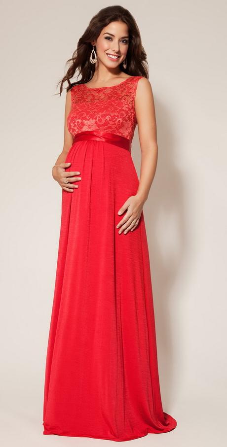 Вечерние платья на беременных