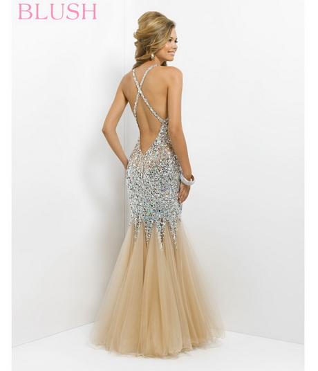 Low Back Prom Dresses
