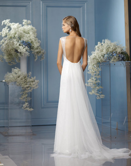 Wedding Dresses Open Backs 73