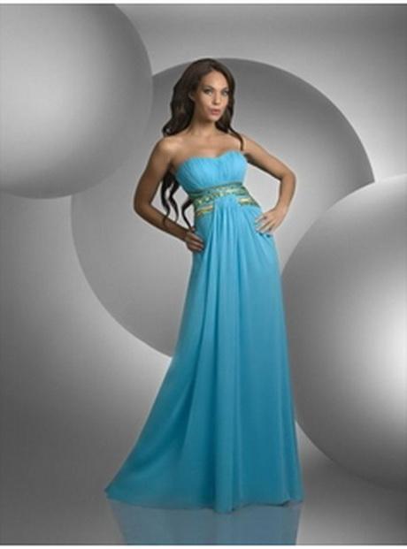 Malibu Blue Bridesmaid Dresses