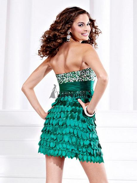 Mardi Gras Homecoming Dresses