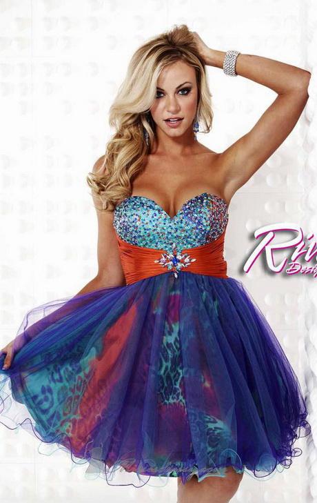Mardi Gras Prom Dresses