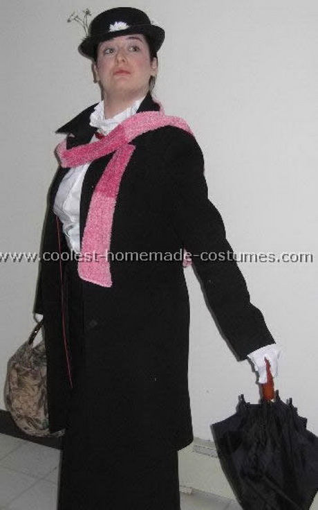 Coolest 35 Homemade Mary Poppins Costumes And Bert!