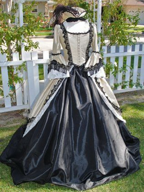 Old Fashioned Masquerade Dresses For Sale