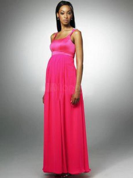 Платья в пол для беременных из шифона 5