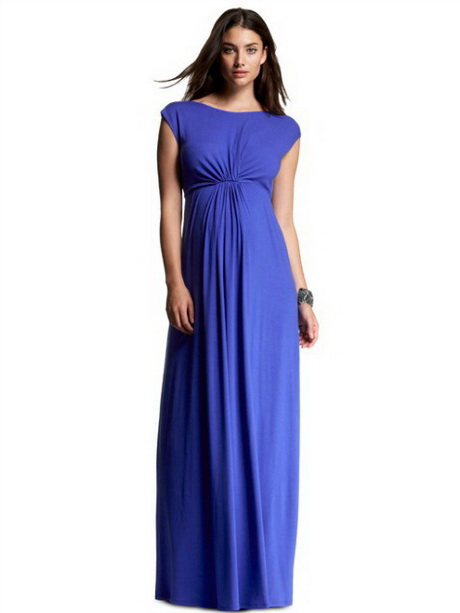 Knee-length maternity dresses for special occasions. Mid-length frocks are available in a wide variety of styles. These options include dresses with cap sleeves, sleeveless dresses, and three-quarter sleeve dresses. Consider this type of special occasion dress for baby showers, semi-formal weddings, and small parties. Most wrap dresses are knee-length.