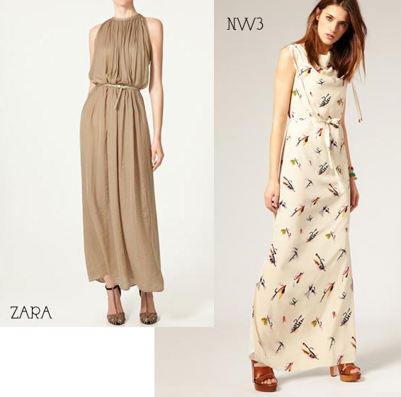 Wedding Guest Maxi Dress