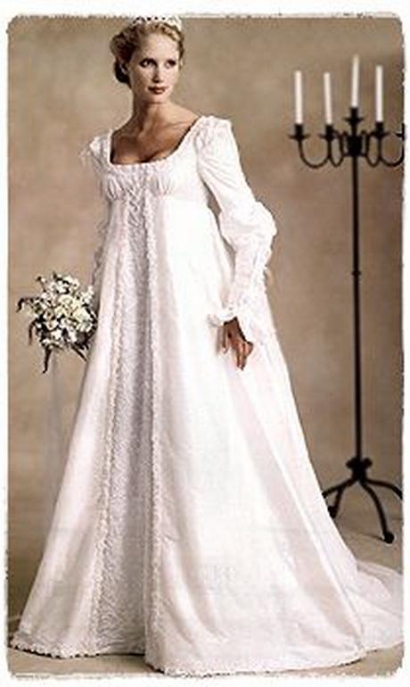 Medieval Wedding Dress Patterns Gowns Ideas