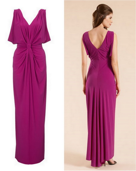 Am 5 8 and it was really long on me i think maxi evening gowns