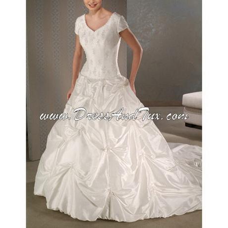Mormon wedding dresses for Lds plus size wedding dresses