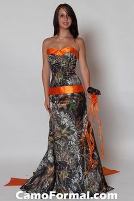 Mossy Oak Prom Dresses